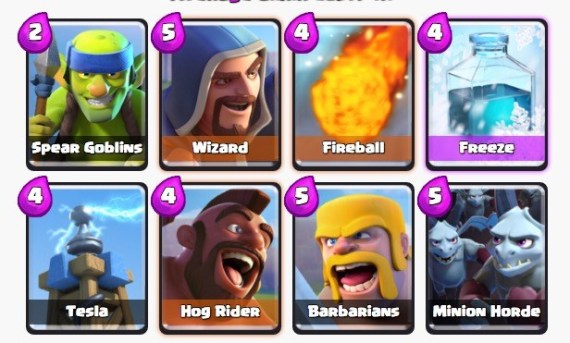 The best deck to climb sand 7