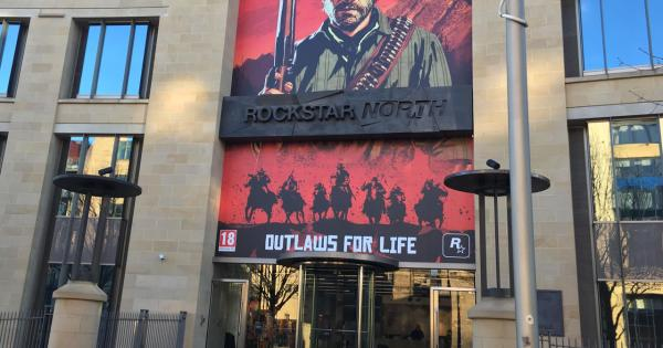 Rockstar North says goodbye to Red Dead Redemption 2 to make way for a new project