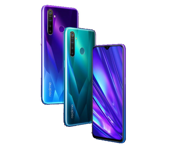 RealMe 5 and 5 Pro official: they promise very well 4