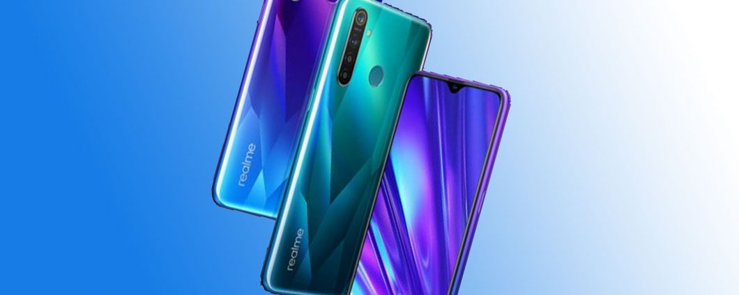 RealMe 5 and 5 Pro official: they promise very well