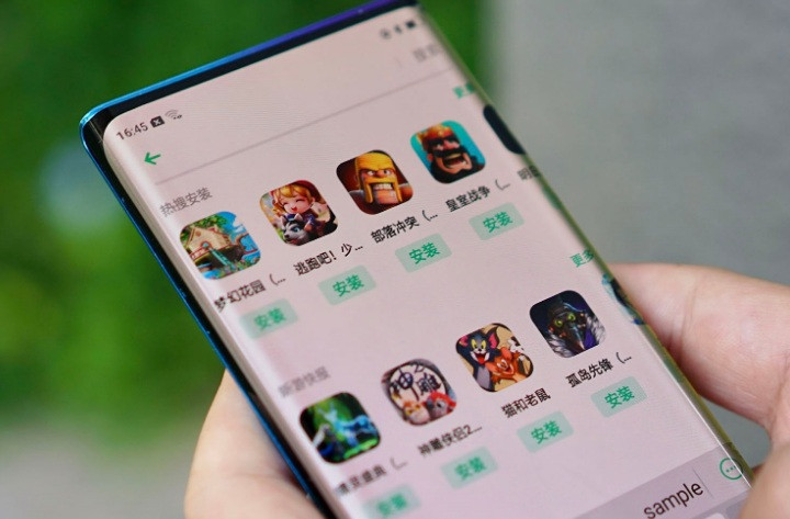 """- ▷ Real images of Vivo NEX 3 show their """"waterfall screen"""" »ERdC"""