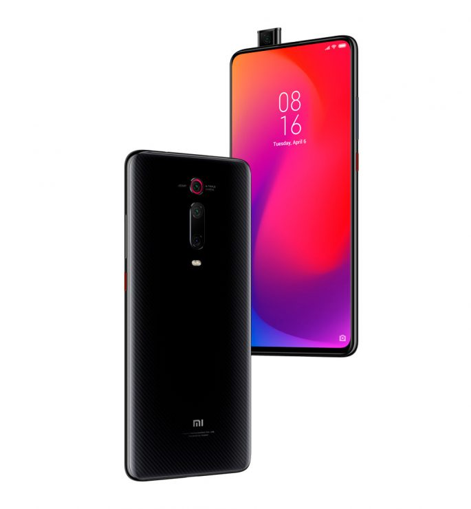Xiaomi Mi 9T Pro brings the SD 855 and up to 128 GB of ROM