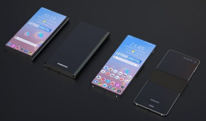 Samsung Foldable Phone is Able to Fold in Two Directions, According to New Patent 7