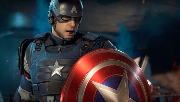 First impressions: we tested the frantic Marvel'S Avengers 2