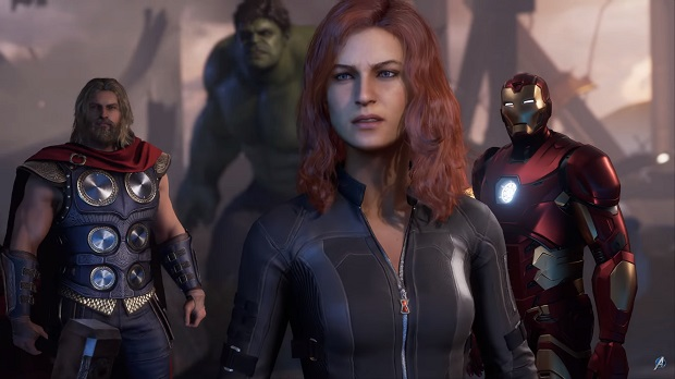First impressions: we tested the frantic Marvel'S Avengers 3