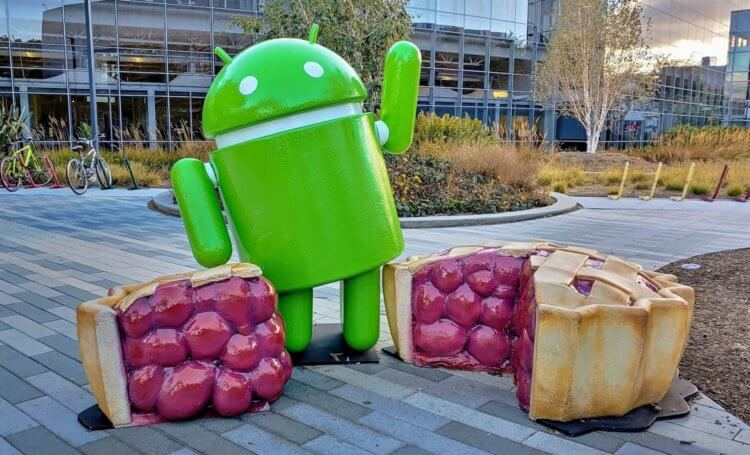 Google revealed interesting facts about Android 10 10