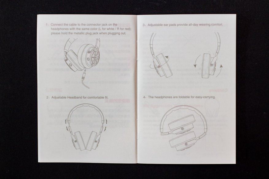 Overview of full-size 1More H1707 headphones: music lovers will be satisfied 49