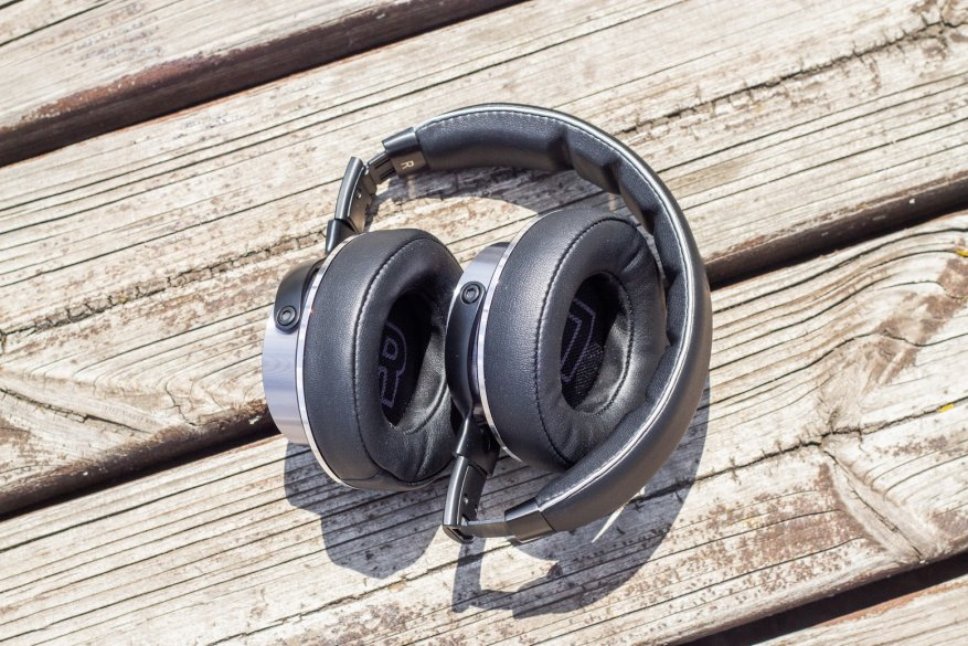 Overview of full-size 1More H1707 headphones: music lovers will be satisfied 56