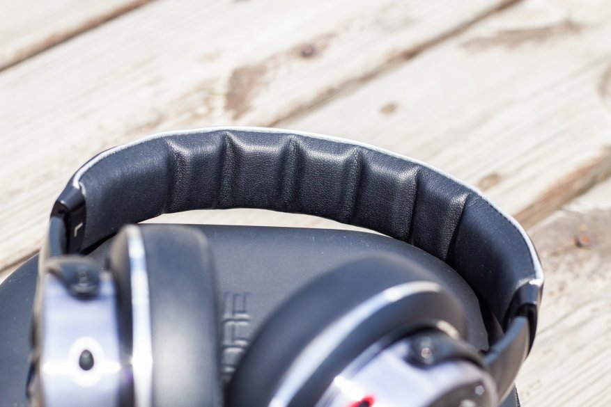 Overview of full-size 1More H1707 headphones: music lovers will be satisfied 62