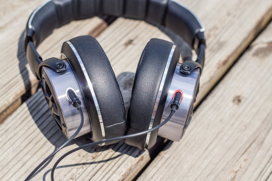 Overview of full-size 1More H1707 headphones: music lovers will be satisfied 72