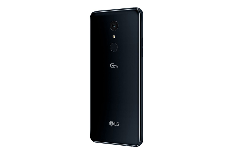 the best LG phones for less than € 300 LG G7 Fit rear