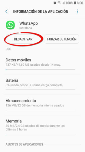 Why I CANNOT uninstall an APP on Android 1