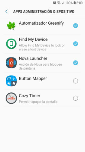 Why I CANNOT uninstall an APP on Android 2