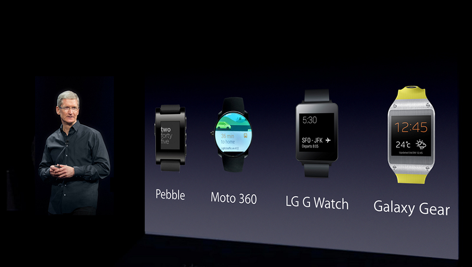 The price of the iWatch could be $ 400 3