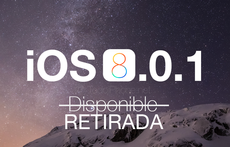 iOS 8.0.2 for iPhone and iPad will arrive to correct all problems 3