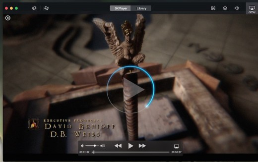 5KPlayer, use AirPlay to play music and video from your iPhone on your Mac or PC 10