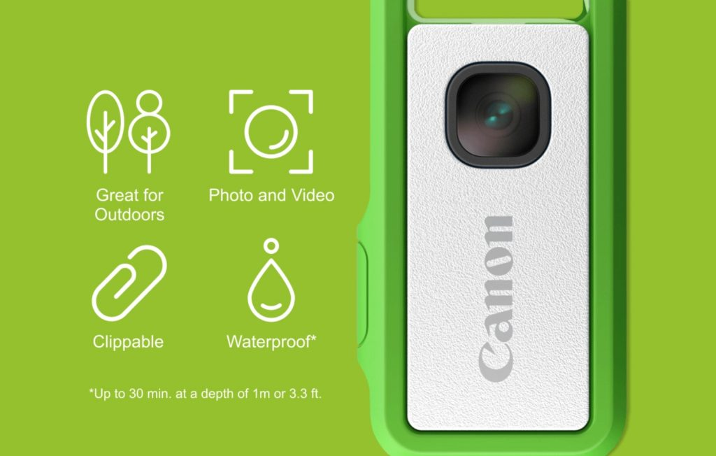 Canon aims to build a camera the size of a pendrive 5