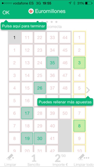 TuLotero, lottery, pools, Euromillions and much more from your iPhone 11