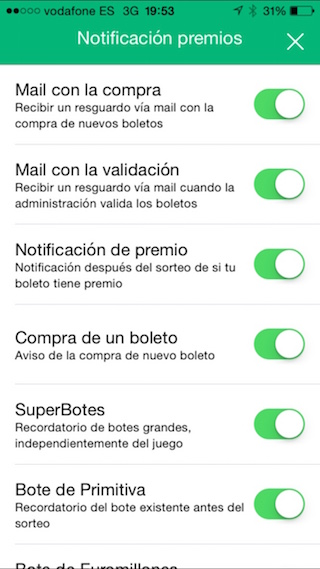TuLotero, lottery, pools, Euromillions and much more from your iPhone 14