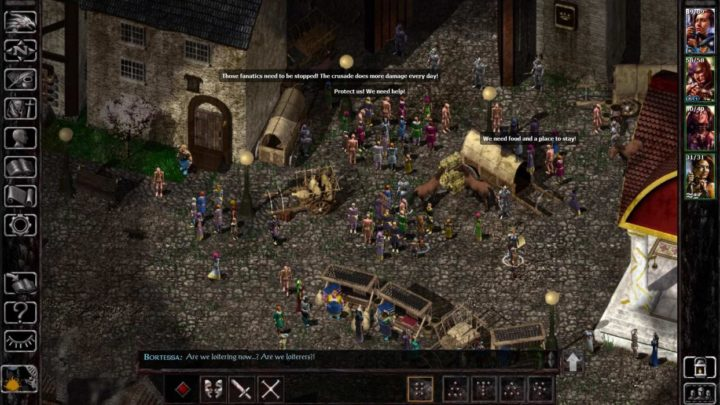 Baldur´s Gate II game