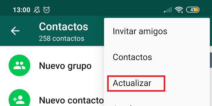 Image - Why does WhatsApp show me numbers instead of contact names?