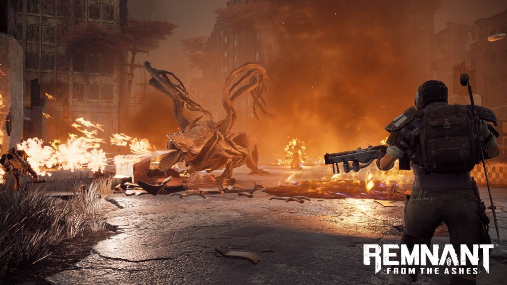 Analysis of Remnant: From the Ashes - Xbox One 1