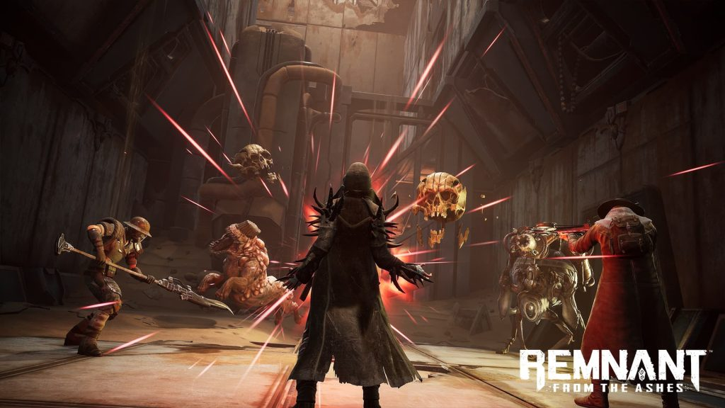 Analysis of Remnant: From the Ashes - Xbox One
