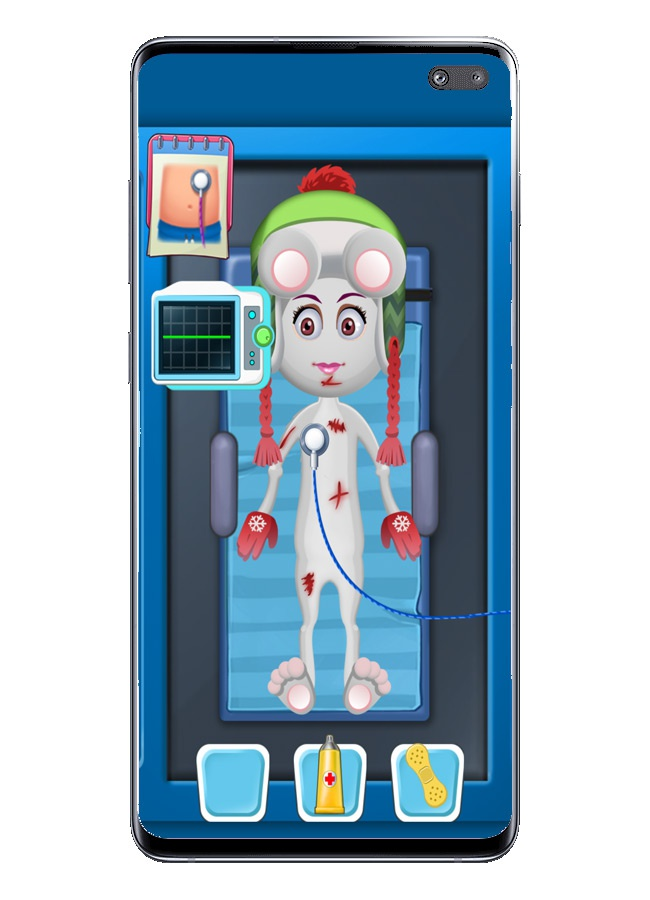 Doctor Hospital Stories, cure the sick with this game for everyone 5