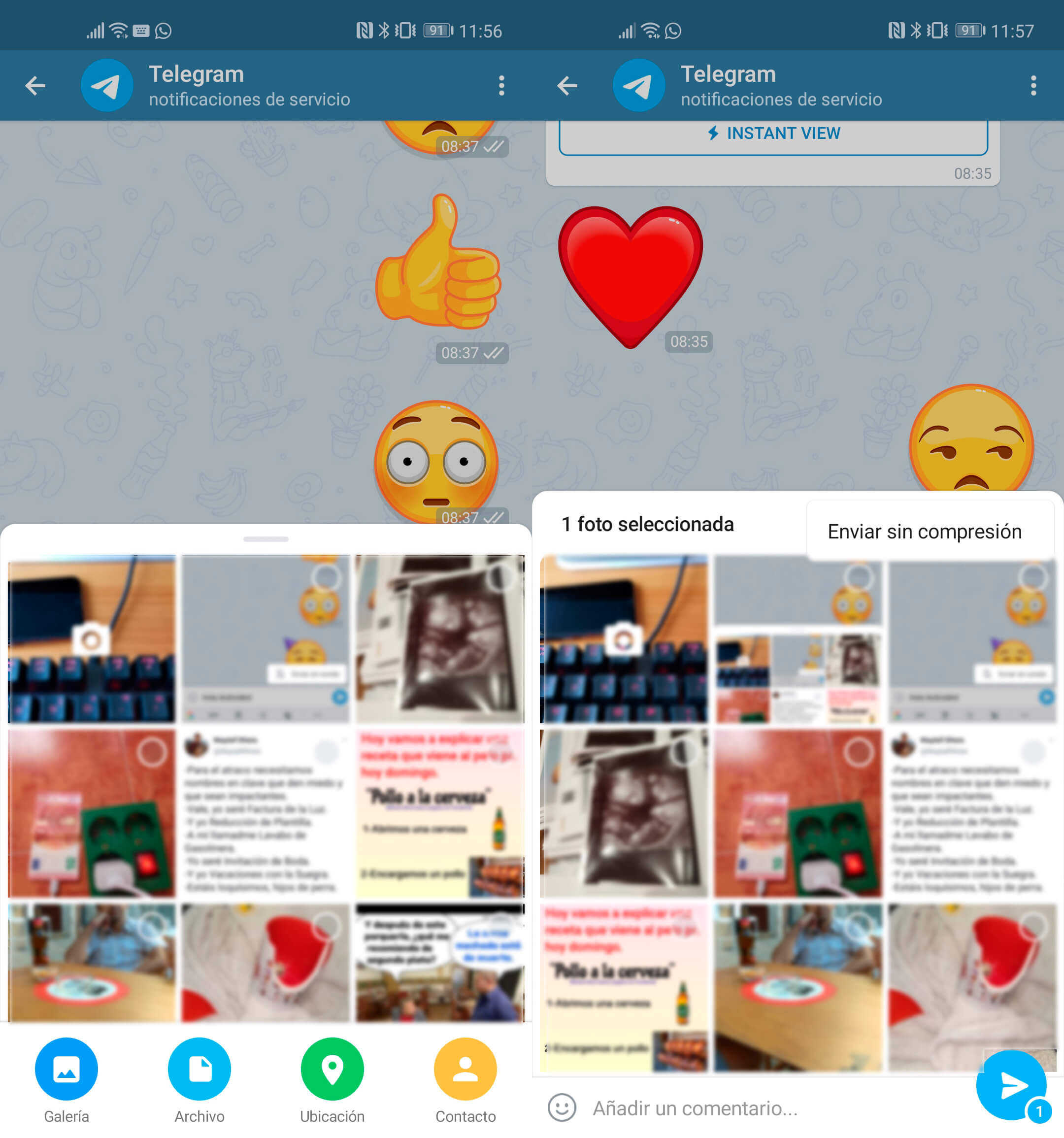 silent chats, animated emojis, slow chat ... 2