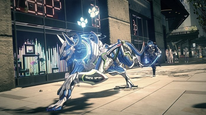 Platinum prepares arrival of 'Astral Chain' with a new trailer 4