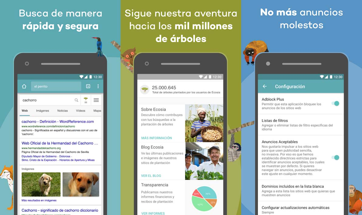 download ecosia