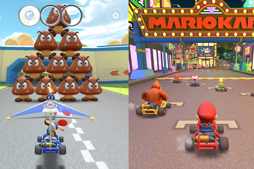 Mario Kart Tour will arrive next month and you can pre-register on Google Play and the App Store