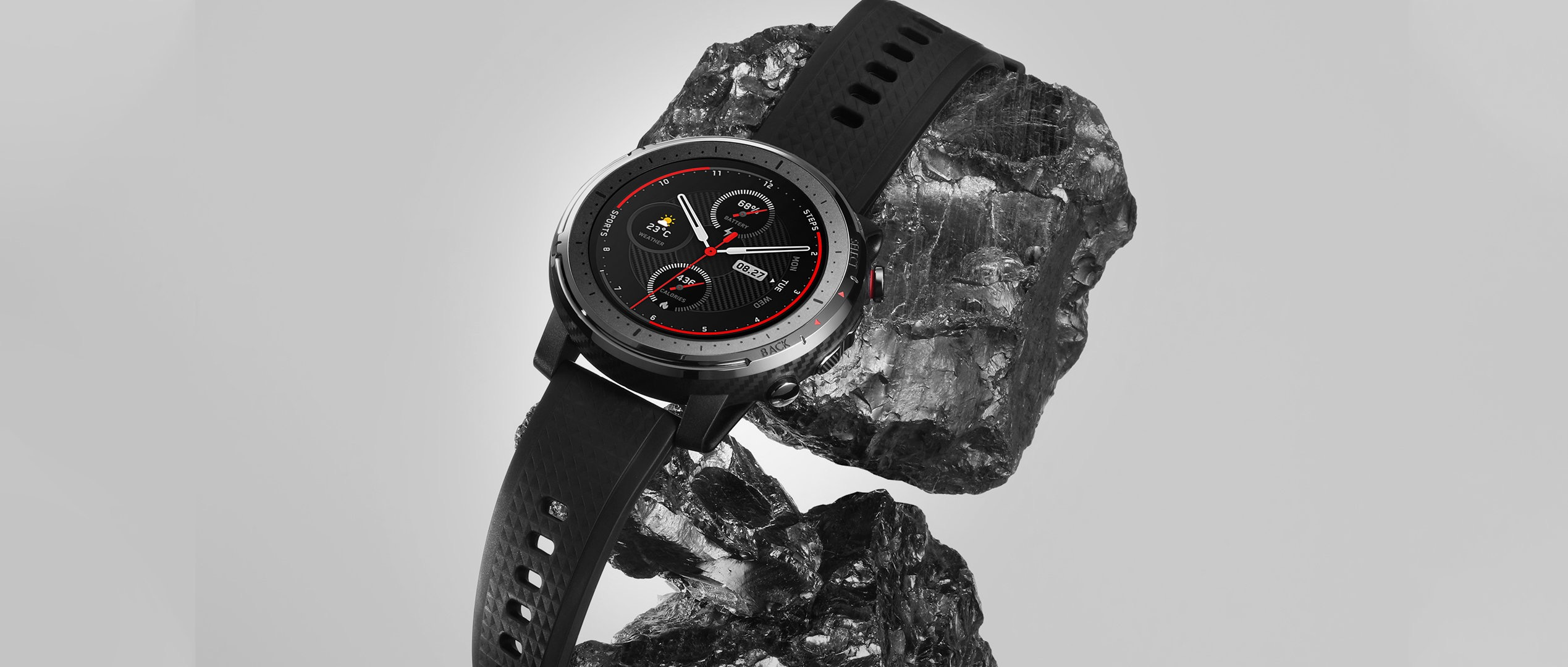 Amazfit Smart Sports Watch 3, features, price and specifications. Xiaomi Addicted News