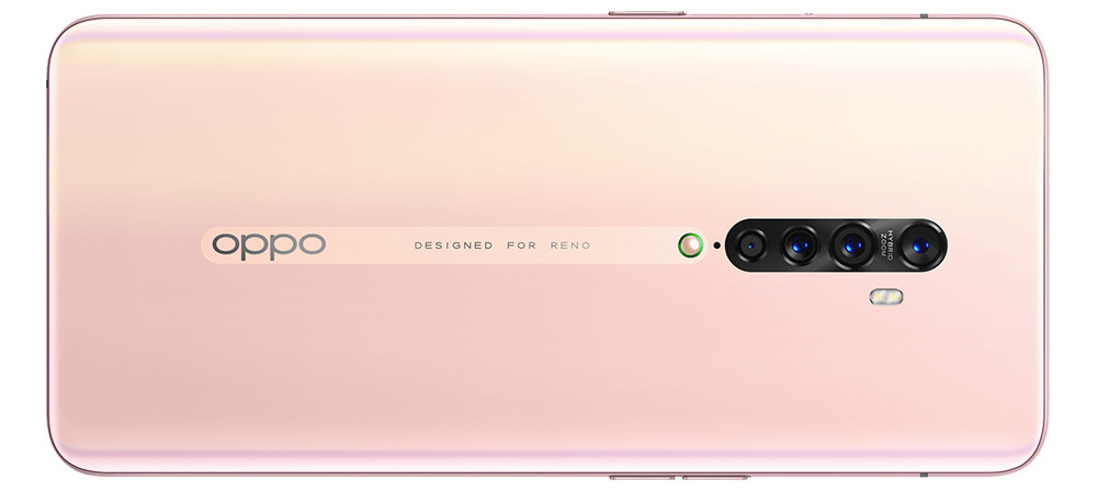 OPPO Reno 2: four cameras and zoom up to 20 magnifications