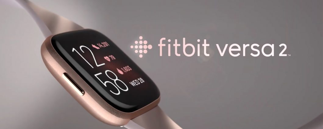 Fitbit Versa 2 is official: smartwatch with Alexa