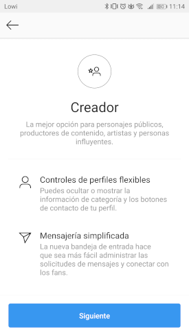 """Image - How to wear """"Creator Profile"""" in Instagram"""