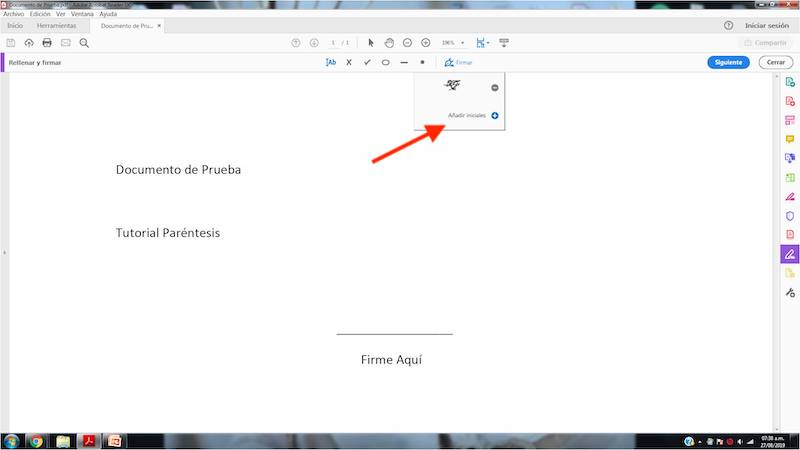 How to sign PDF documents in Windows? 7