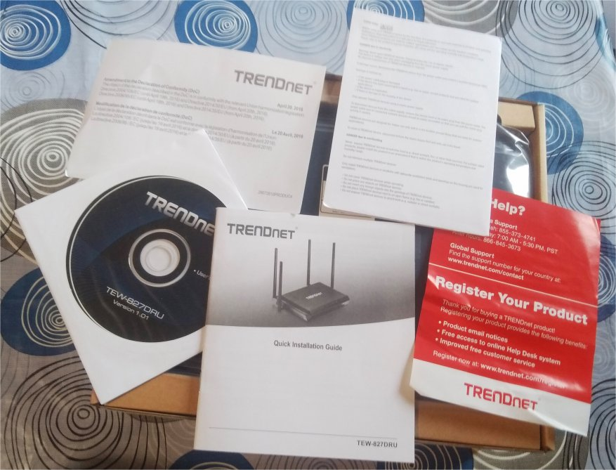 TrendNet TEW-827DRU router: not cheap, very cool 2