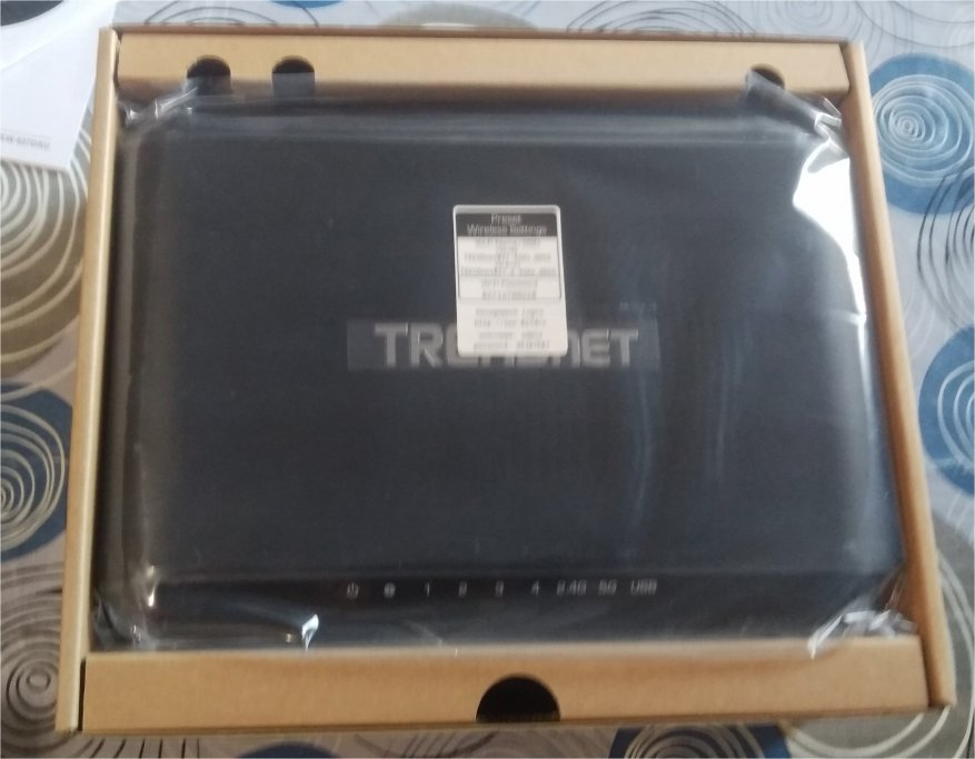 TrendNet TEW-827DRU router: not cheap, very cool 3