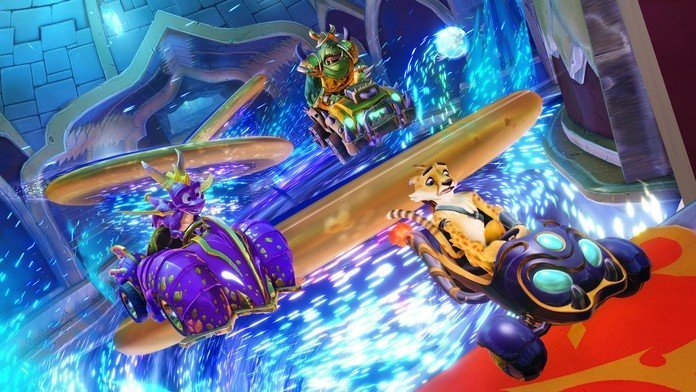 Spyro will arrive at Crash Team Racing Nitro-Fueled with a new circuit 1