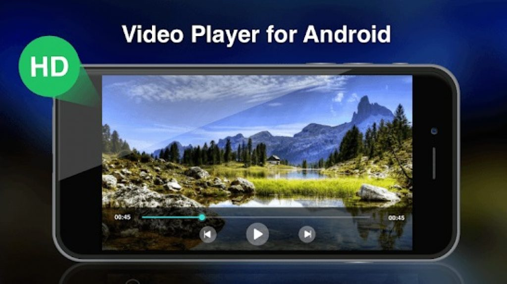 reproductor de video para tablet android