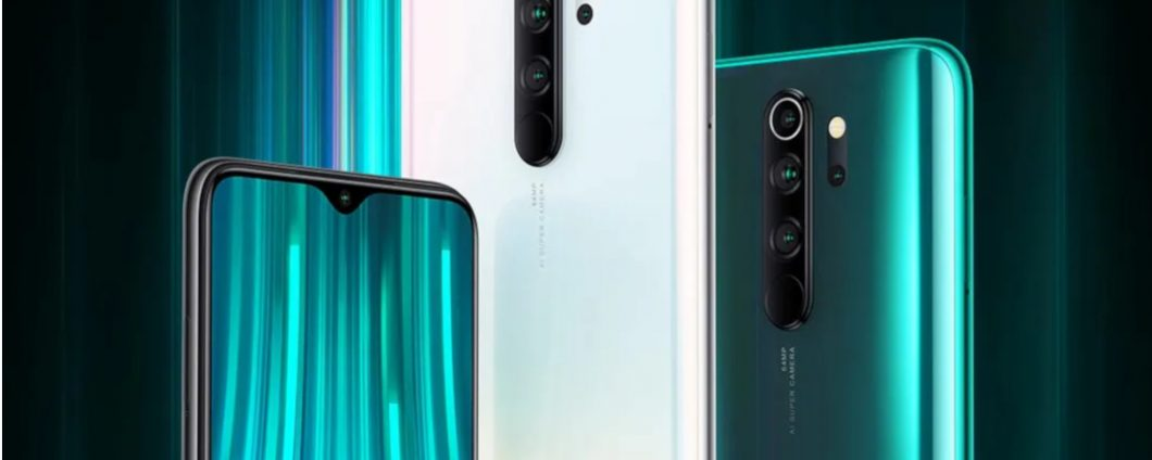 redmi Note 8/8 Pro unveiled: beautiful even in the price