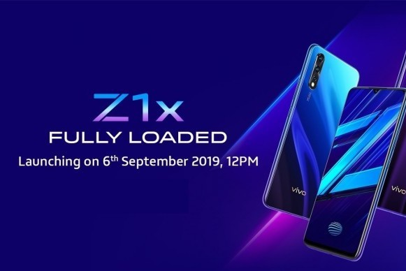 The Vivo Z1x is filtered before its presentation: triple camera of 48 MP and fingerprint reader on screen