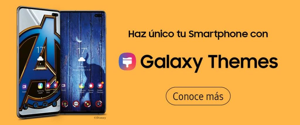 Samsung launches new Disney themes 4