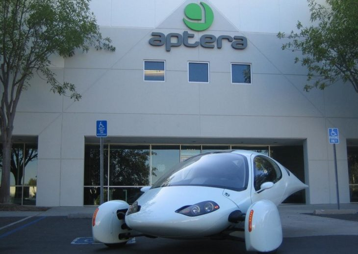 Aptera returns in a big way with the most efficient electric car in the world: 1,600 km of autonomy