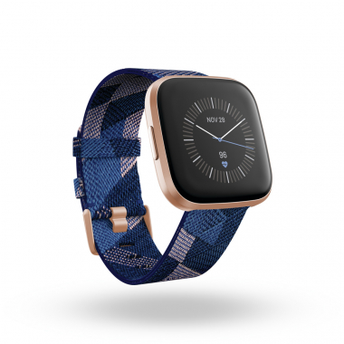 Fitbit Versa 2 Special Edition (Smoke Gray) | (c) Fitbit