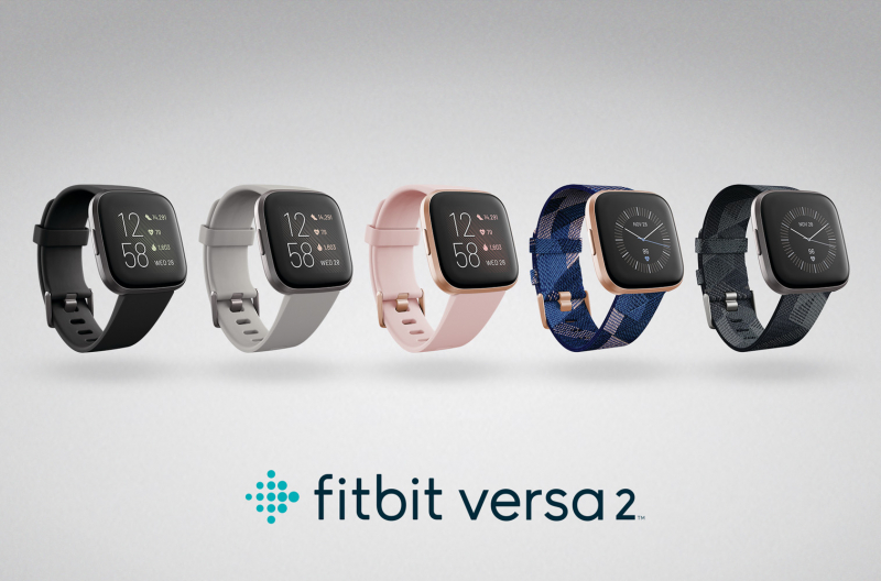 Fitbit: Smartwatch Versa 2 with OLED display, Alexa & Spotify support and better battery life announced