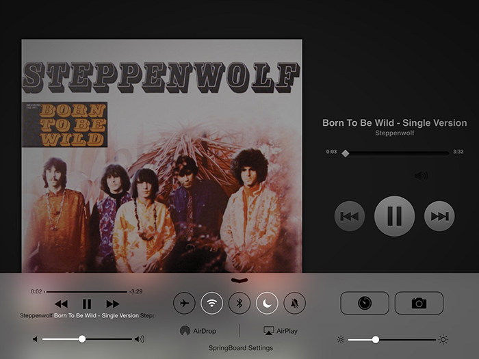 DefaultSpot uses Spotify as a predefined iOS player 7