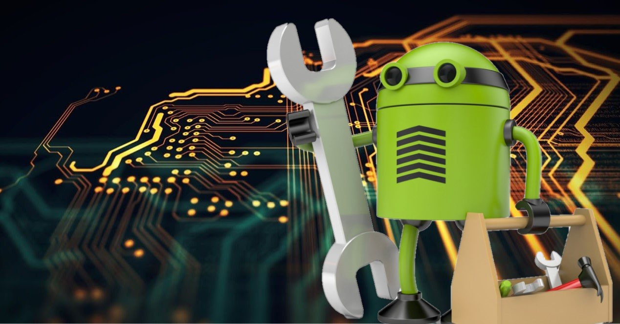 Android developer cover