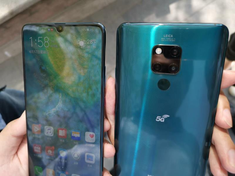 - ▷ The Huawei Mate 30 series would delay its global launch »- 2